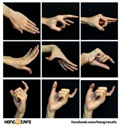Forza mentis | Fantastic hands references by the website...