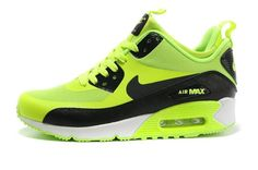 finest selection 1e86f dcb59 Cheap shoes Nike Air Max 90 Mid Volt black HOT SALE! HOT PRICE!