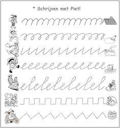 * Schrijven met Piet!