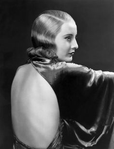 """Barbara Stanwyck in """"Baby Face"""",  1933"""