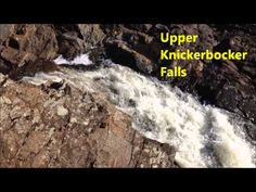 Upper Knickerbocker Creek & Waterfalls