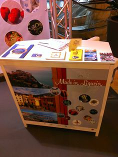 #MadeinLiguria - area desk - #Marsiglia2014