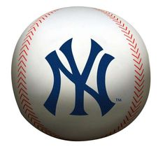The Northwest New York Yankees MLB Woochie Pillow $22.99 from bedding.com #ny #yankees #pillow