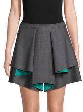 Portland Pleated Skirt