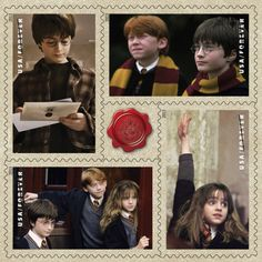 U.S. Postal Service launches Harry Potter stamps