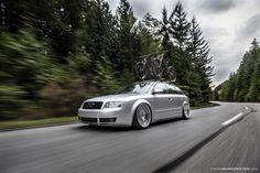 Audi B6 A4 Avant by Jason Manchester / 500px