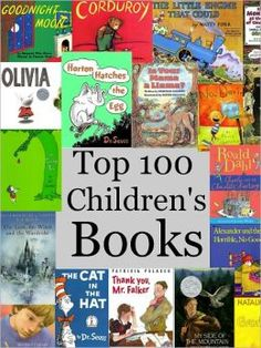 This list of top 100 books as voted by teachers across America is a great guide for parents (and kids) looking for time-tested and teacher-tested reading material. Filled with Newberry and Caldecott award winners (along with a few surprises), these are the 100 books selected nationwide by teachers grades pre-school through 12th.