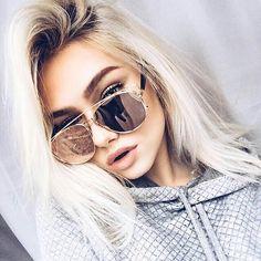 4c726cade08 ριntєrєѕt   αlrєadуtαkєnxσ♡ Quay Sunglasses
