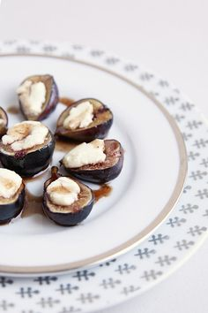 In about 20 minutes, this elegant roasted fig appetizer is ready to enjoy. Bake up a dish of these goat-cheese-topped beauties for your beau.
