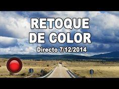 Herramientas de Corrección de Color - Clase de Photoshop en Directo (7/12/14) - YouTube