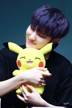 ∗ˈ‧₊° Hoshi ∗ˈ‧₊° Seventeen Leader, Hoshi Seventeen, Seventeen Debut, Woozi, Jeonghan, Wonwoo, Seventeen Wallpapers, Cute Hamsters, Pledis 17