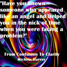 """These seeming coincidences are not coincidences at all. They are actual proof of your connection to the Divine. """"From Confusion To Clarity: Vital Personal Growth in 30 Days or Less,"""" with introduction by the author of """"Conversations With God,"""" Neale Donald Walsch  #books #personalgrowth"""