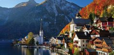 The 17 Most Drop-Dead Gorgeous Places in Europe via @PureWow