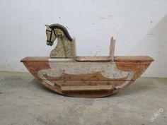 Starý houpací kůň (5943706457) - Aukro - největší obchodní portál