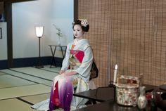 Tea ceremony of Miyako Odori #7   da Onihide
