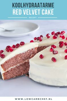 Bistro Food, Keto Cake, Cooking Recipes, Healthy Recipes, Atkins, High Tea, Red Velvet, Cheesecake, Low Carb