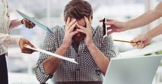 Stress affects us all. Stress is everywhere. And while a little stress is OK, too much stress can wear you down, make you sick, both mentally and physically. If you or anyone you know may be suffering from stress please contact us Auswirkungen Von Stress, Chronischer Stress, Work Stress, Reduce Stress, Stress Management Techniques, Time Management Tips, Success Mantra, Too Much Stress, Stress Management