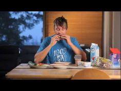 Kunnon ruokaa nuorelle urheilijalle - YouTube