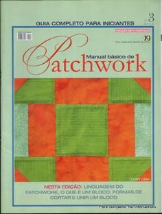 Manual Basico de Patchwork 3 - Lourdes Perez - Álbuns da web do Picasa
