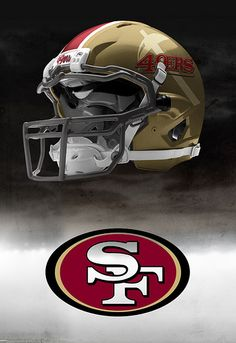 49er Nation SF Niners San Francisco 49ERS 49 pick gold #49ers #niners