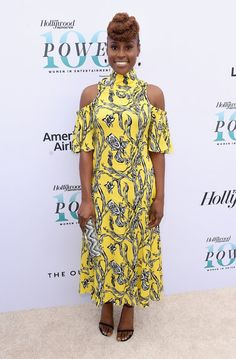 Issa Rae - WOW! The outfit!