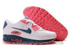 http://www.womenpumashoes.com/nike-air-max-90-womens-white-rose-blue-for-sale-3byrz.html NIKE AIR MAX 90 WOMENS WHITE ROSE BLUE FOR SALE 3BYRZ Only $74.00 , Free Shipping!