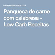 Panqueca de carne com calabresa « Low Carb Receitas