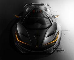 DoniRosset by AmoritzGT - Design Sketch
