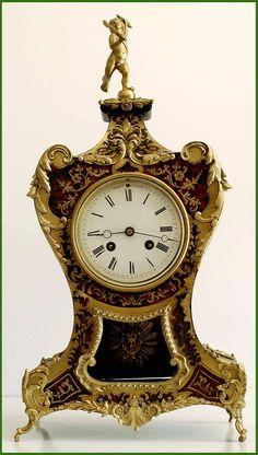 Relojes antiguos el tiempo pinterest - Relojes antiguos de mesa ...