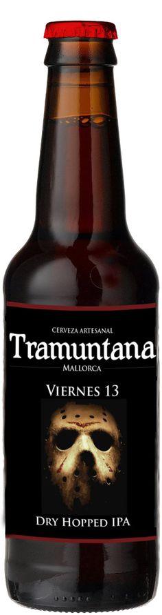 Viernes 13 de Tramuntana (Mallorca) craft beer