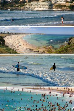 Bondi Beach, Sydney, Australia TRAVEL AUSTRALIA ICONS