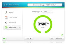 My nike fuel band fitfluential fftech i love seeing those flashing