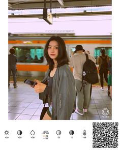 Vsco Photography, Photography Editing, Photo Editing, Instagram Story Filters, Instagram Story Ideas, Picsart Tutorial, Aesthetic Filter, Cute Korean Girl, How To Pose