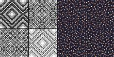 Dotted-designs-patternbank by Aleksandr Lyatychevskiy, Kasheva