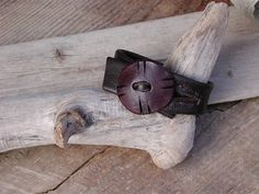 handcrafted for you...Leather Cuff Bracelet Handmade IN The USA by Shirlbcreationstoo, $34.00