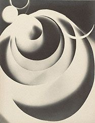 """Man - Ray - Untitled Rayograph: From the Portfolio """"Les Champs Délicieux"""" (Getty Museum)"""