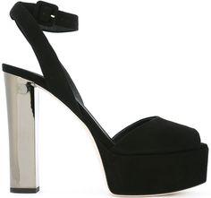 ad8d74f5b9c Jessica Alba Classy in Giuseppe Zanotti  Betty  Heels Ankle Wrap Sandals