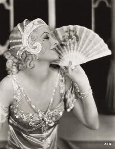 Myrna Loy stuns in The Bride of the Regiment (1930) If only this was my Halloween costume.