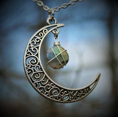 Gorgeous One-of-a-Kind Handmade Jewelry. Super Blood Wolf Moon Charged Natural Amazonite Pentacle Pendant Wire Wrapped Antiqued Copper