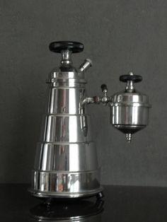 Antique Retro Coffee Cafetière Veritas Percolateur Antiquité Old Kaffee Caffè | eBay
