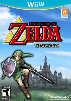 Wii U Games | Wii U Game Casemulti Photoshopd Wii U Game Cases Zelda Universe Forums ...