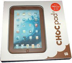Novelty Chocolate Candy | Novelty Chocolates - Milk Chocolate Tablet Computer - Chocpad - ipad ...