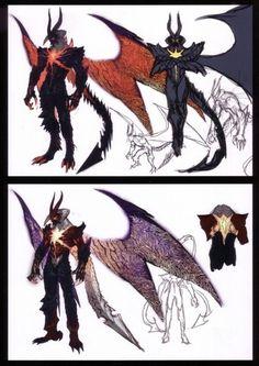 Arclay Forma Demoníaca