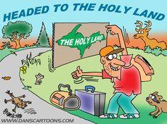 Upper Peninsula Cartoon