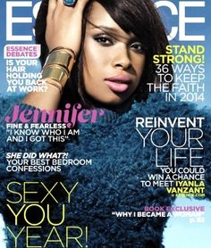 Jennifer Hudson Looks Stunning on ESSENCE's January 2014 Cover