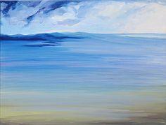 Bright original Painting Sea Painting Oil painting seascape by italianmarinepainter on Etsy