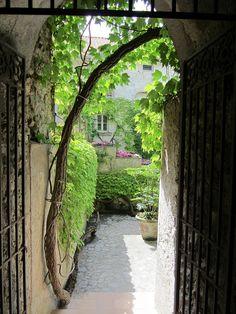 Villa Rufolo in Ravello, Italy