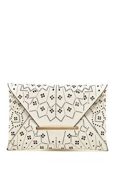 Harlow Envelope Clutch Cute!
