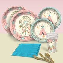 Sweetest Dreams Basic Party Pack For 8
