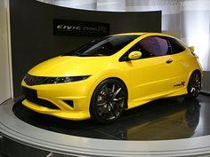 Honda Civic Type-R !!